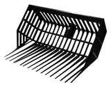 Black Replacement heavy basket stall fork head