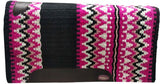 "#6213: 34"" X 38"" Wool Top Cutter Pad with navajo top"