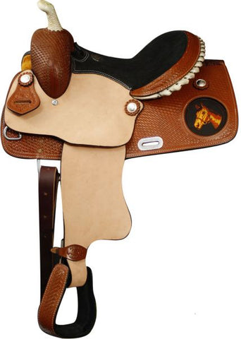 additional holes can be added to stirrup leathers**