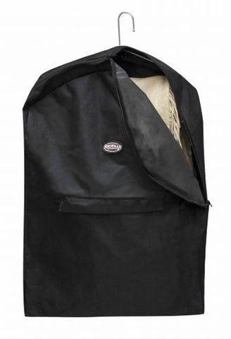 Black Showman ® Nylon chap/ garment bag
