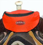 #68-7626: Insulated Nylon Saddle Pouch