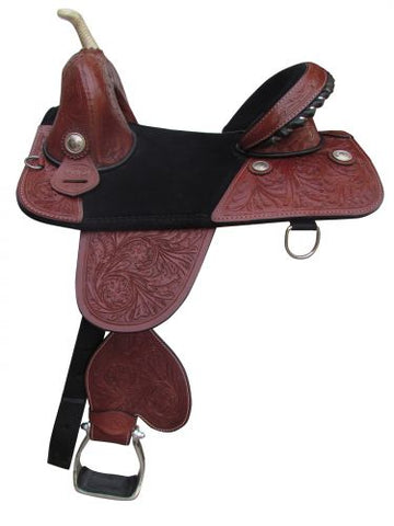 "16"" Double T Treeless Saddle"