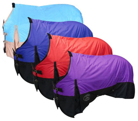 #75201: The Waterproof and Breathable Showman™  600 Denier Turnout Blanket