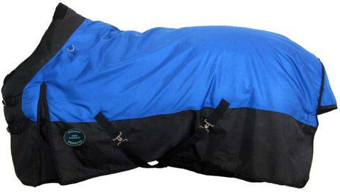 "76"" The Waterproof and Breathable Showman™ 1680 Denier Turnout Blanket"