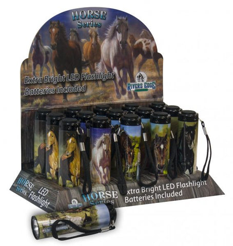 Horse series extra bright LED flashlights