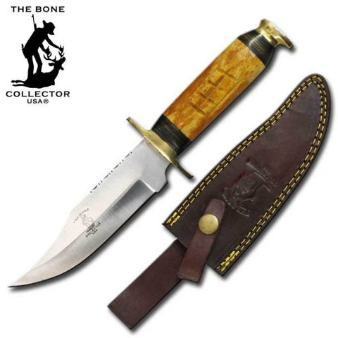 #BC-862YBN: The Bone Collector Hunting Knife