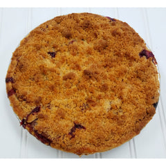 Boysenberry Apple Crumb