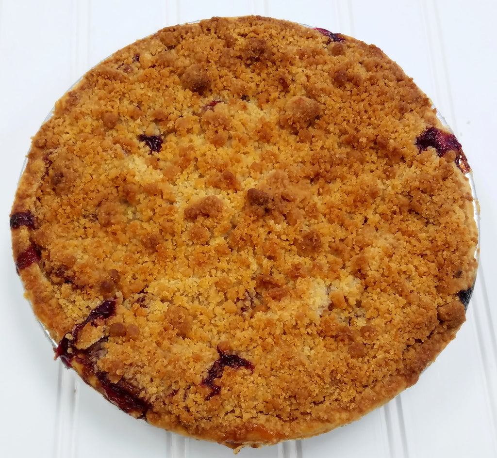 Blueberry Apple Crumb