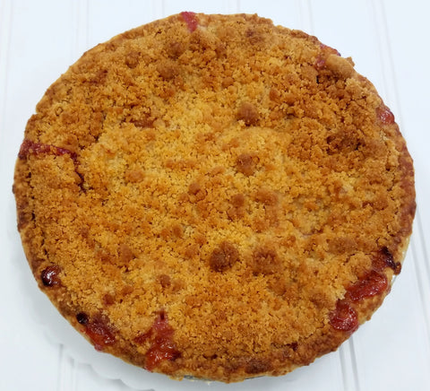Cherry Apple Crumb