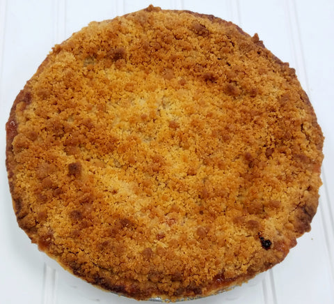 Peach Apple Crumb