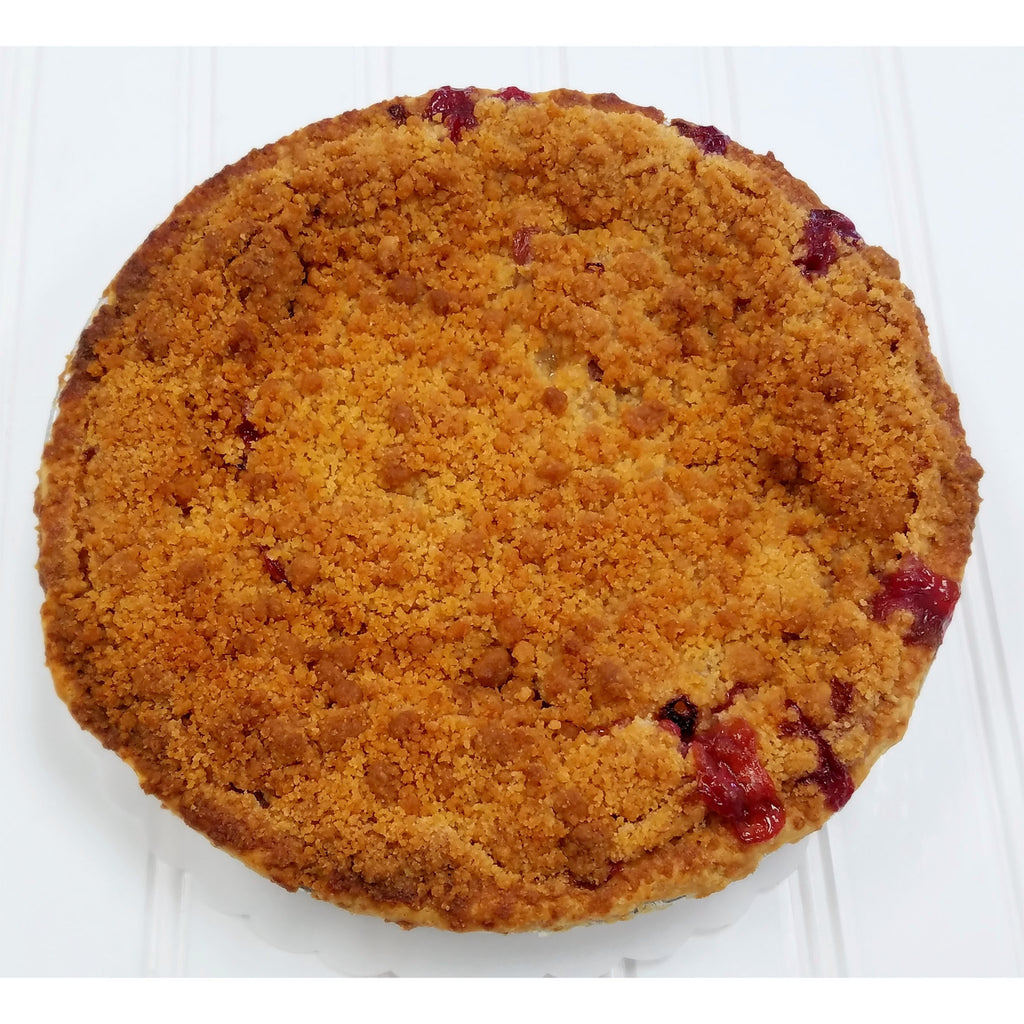 Raspberry Apple Crumb