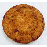 Strawberry Apple Crumb