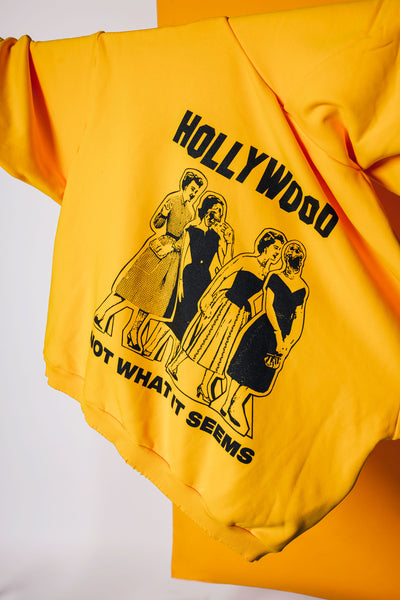 LA NOT HOLLYWOOD HOODIE
