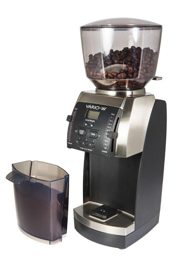 Baratza Vario-W with the Shut off Hopper Grinder