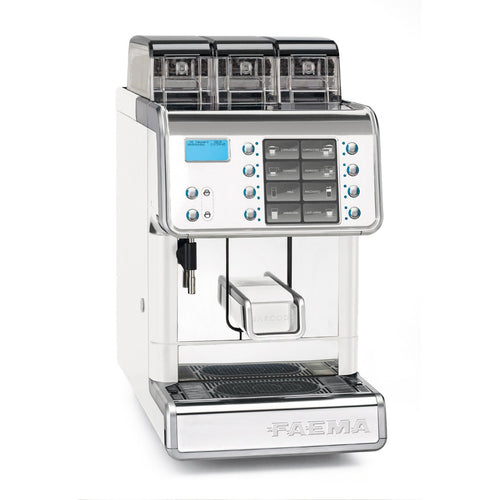 FAEMA Barcode CS MilkPS13 Super Automatic Espresso Machine