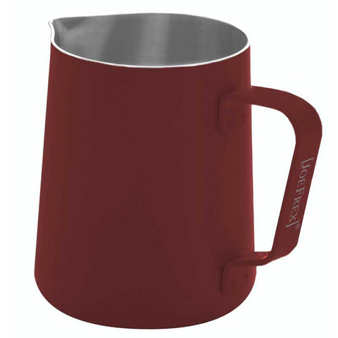 JoeFrex Red Milk Pitcher 20oz