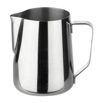 JoeFrex Stainless Steel Milk Pitcher 32oz