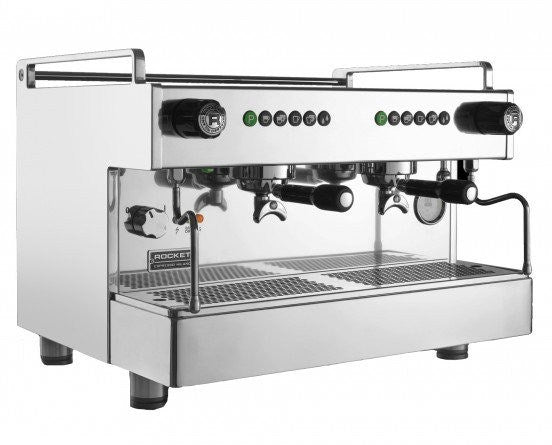 Rocket Boxer 2 Group Commercial Espresso Machine