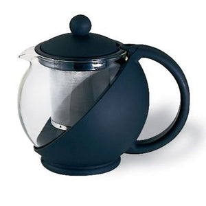 Service Ideas Tea ball / Tea Server Black