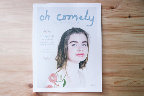 Oh Comely Issue 30
