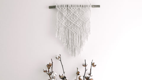 Penelope Macrame Wall Hanging (1 available)