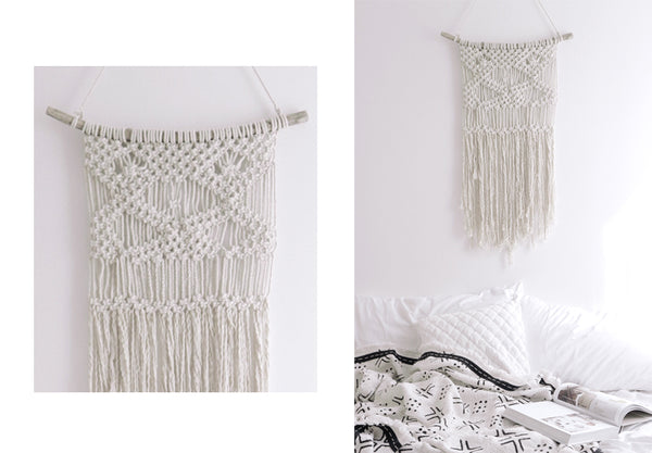 Posey Macrame Wall Hanging (1 available)