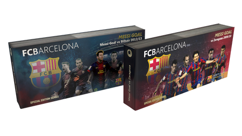 Messi Fan Package - FlipMadness Official Flipbooks