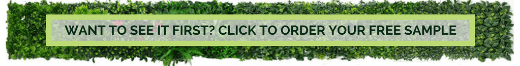 Click to order free sample of artificial green meadows panel
