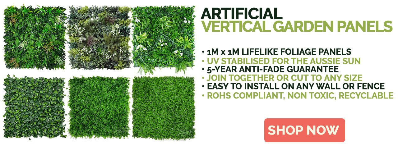 Made to Measure Printed Fence Cover - Vertical Gardens Direct