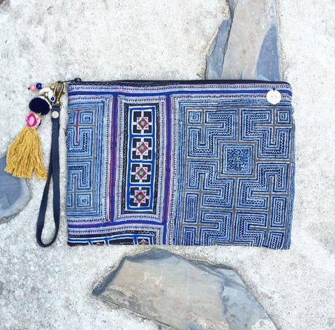 The indigo bag #2