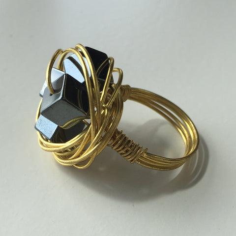 Gray Cubic2 Ring