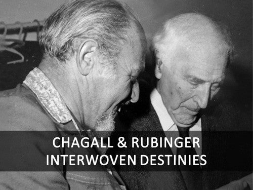 Chagall and Rubinger