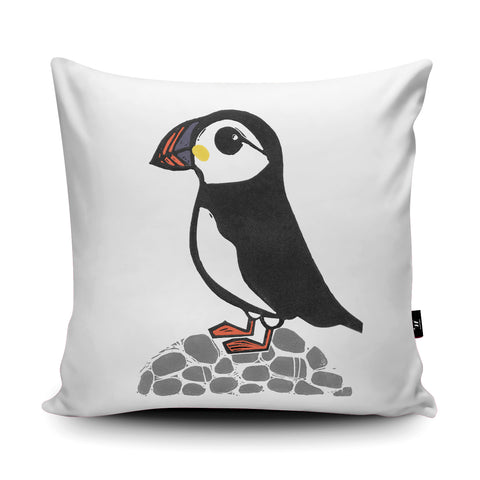 Puffin BS06U Cushion by Bells Scambler