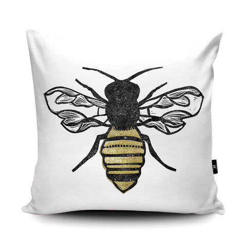 The Pollinator BS04U Cushion by Bells Scambler