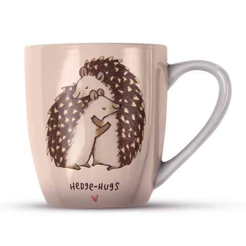 Hedgehugs SC09H Bone China Mug by Sophie Corrigan