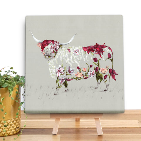 Rustic Bonnie KB28V Canvas Mini by Kat Baxter