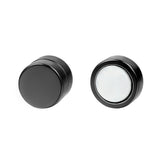Boniskiss Stainless Steel Magnetic Clip On 8mm Stud Earrings Unisex Non Piercing