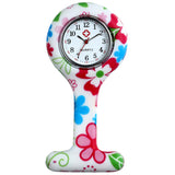 Boniskiss Round Nurse Watch Colorful Style