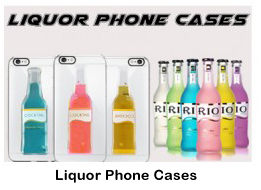 Liquor Phone Cases - Edmotic