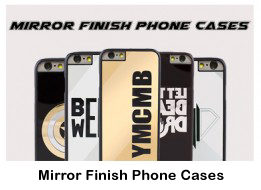 Mirror Finish Phone Cases - Edmotic