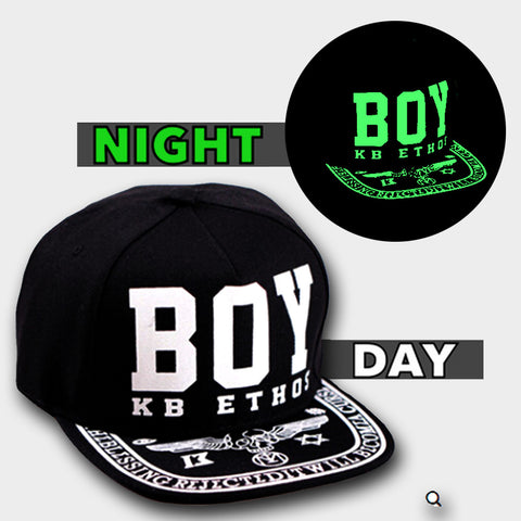 BOY GLOW IN DARK SNAPBACK - Edmotic