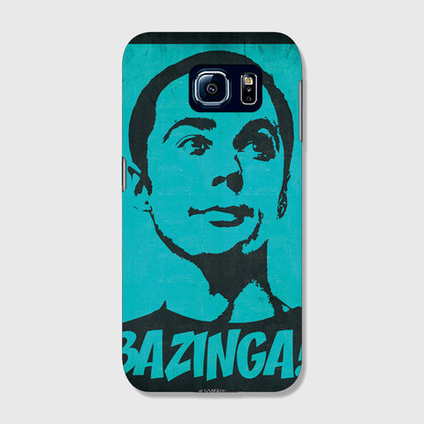 Big Bang Theory SAMSUNG GALAXY S6 CASE - Edmotic