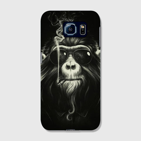 Smokin Monkey  SAMSUNG GALAXY S6 CASE - Edmotic