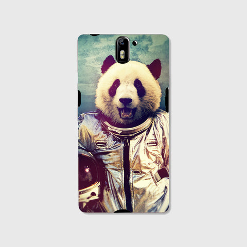 Astronaut Panda  (One Plus One ) - Edmotic