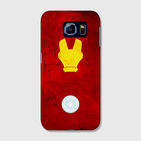 Ironman  SAMSUNG GALAXY S6 CASE - Edmotic