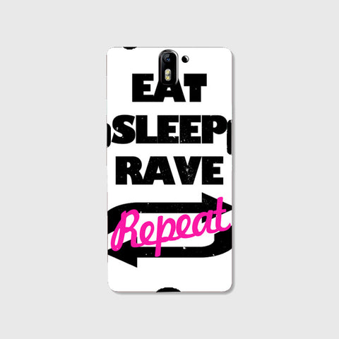 Eat Sleep Rave Repet  (One Plus One ) - Edmotic