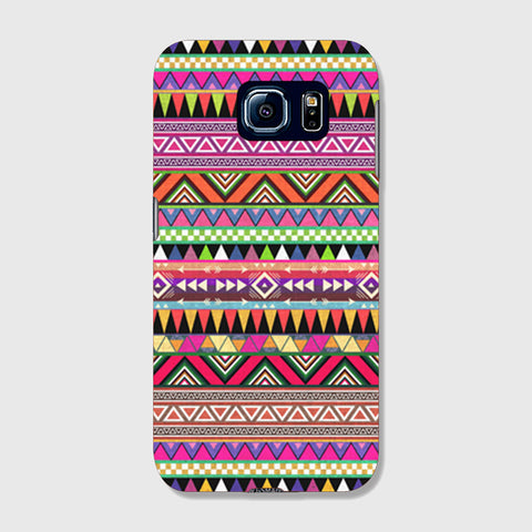 Indian Aztec SAMSUNG GALAXY S6 CASE - Edmotic