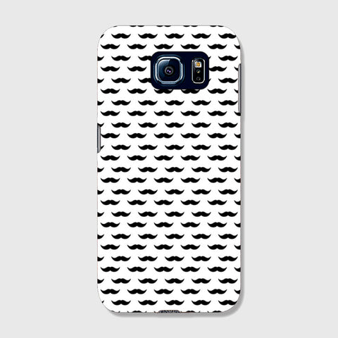 Moustache  SAMSUNG GALAXY S6 CASE - Edmotic