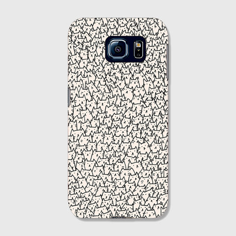So Many Cats SAMSUNG GALAXY S6 CASE - Edmotic
