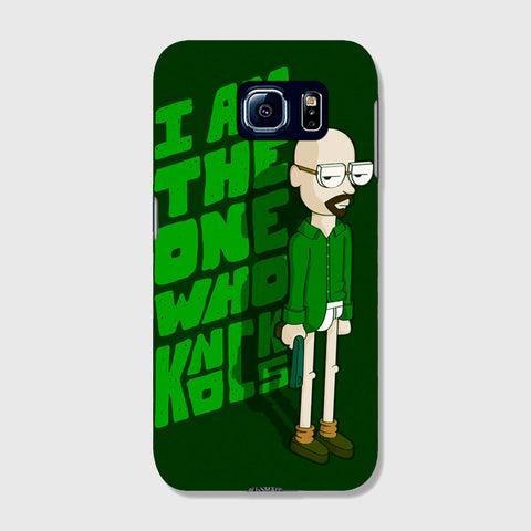 I Am The One Who Knocks   SAMSUNG GALAXY S6 CASE - Edmotic